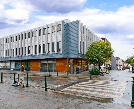 St-Mariegate - Forretningslokaler